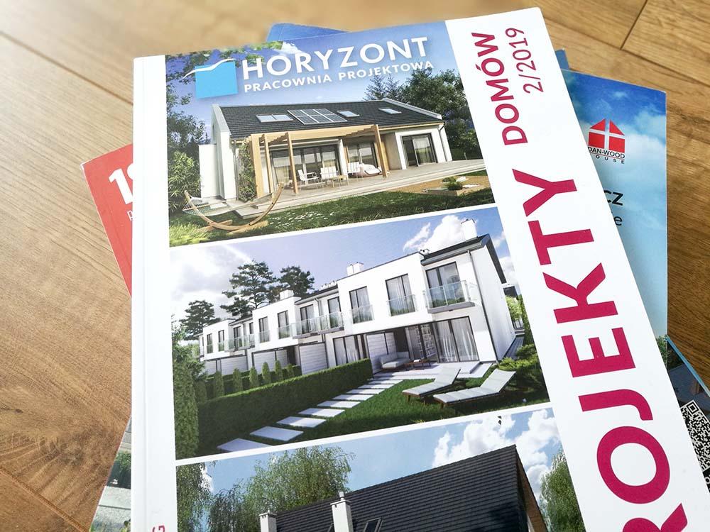 darmowy katalog z projektami domów