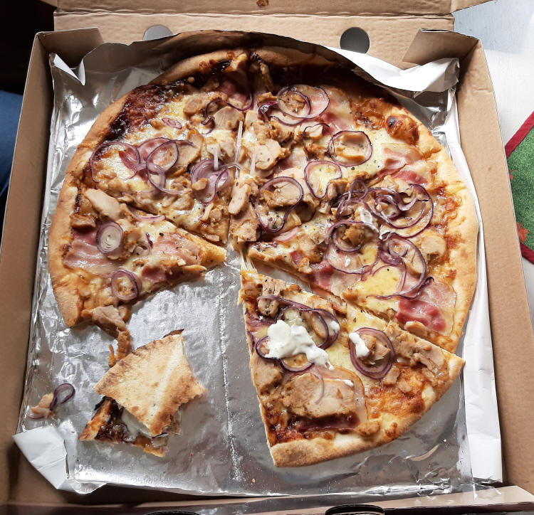 pizza czołgisty w dagrasso