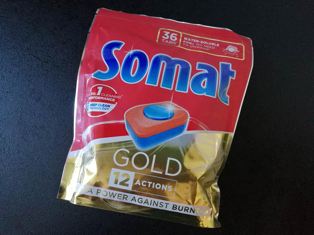 kapsułki do zmywarki somat - promocja cash back