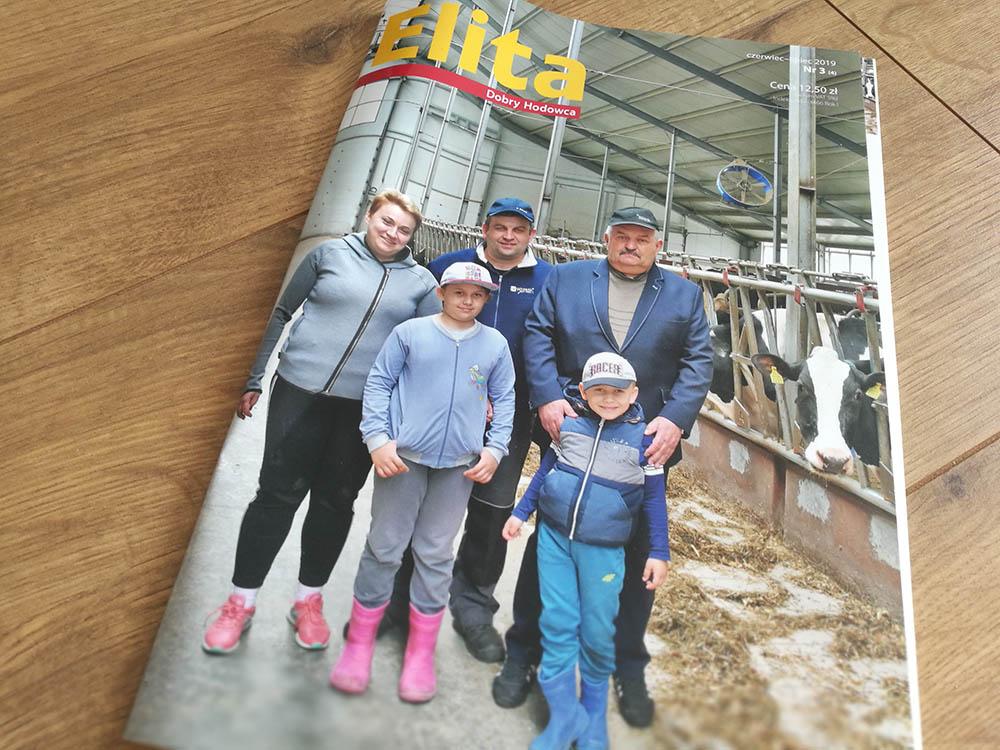czasopismo dla rolników elita