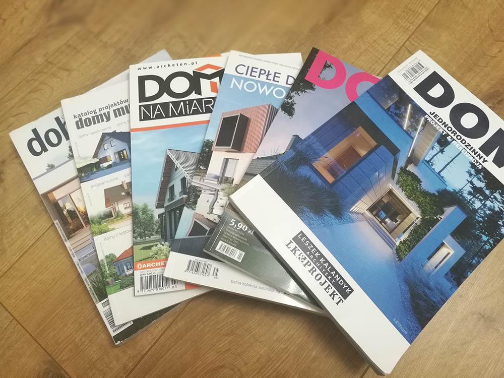 darmowe katalogi domów z projektami