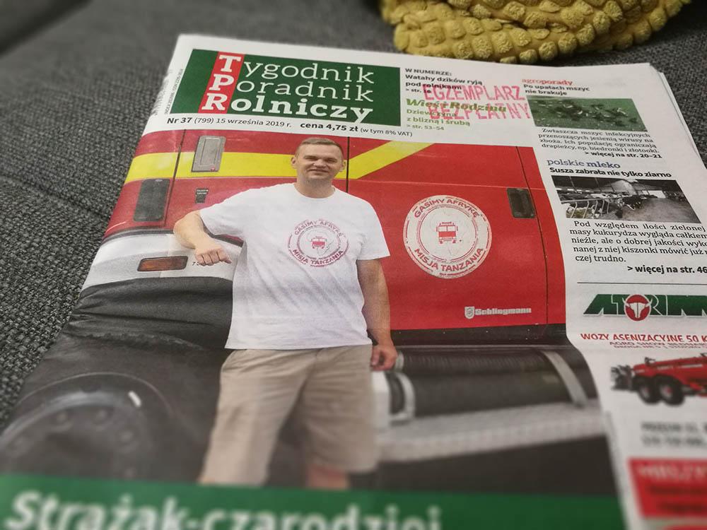 bezpłatna gazeta poradnik rolniczy