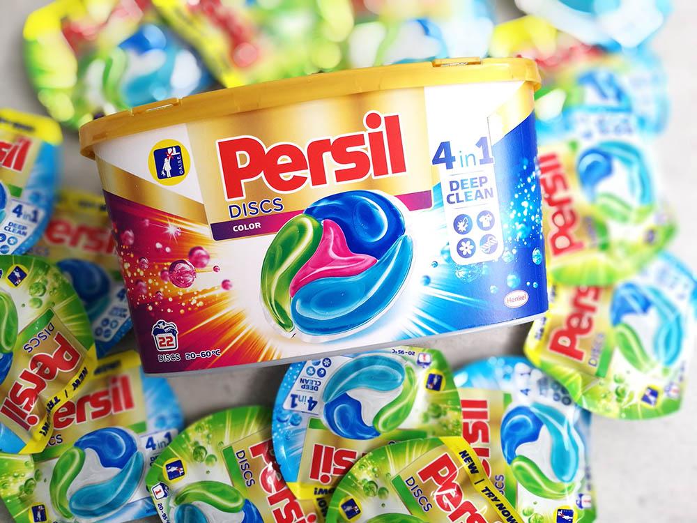 testowanie Persil Discs 4w1