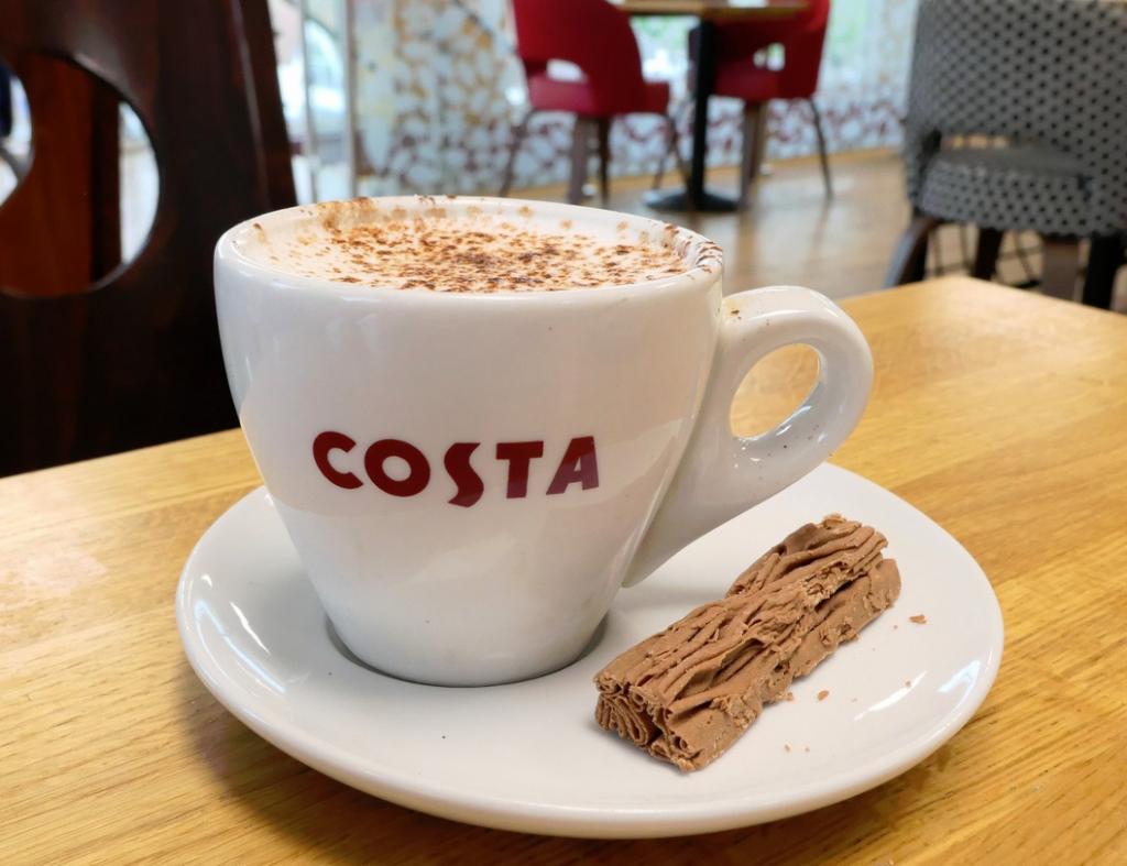 darmowa kawa w costa coffee kupony