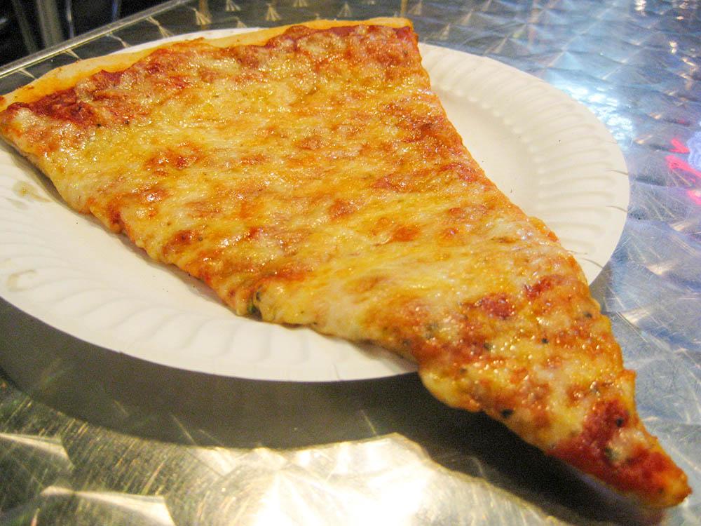 darmowa pizza nypd