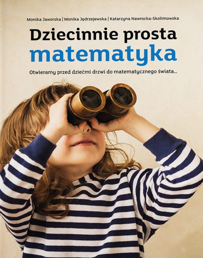 książka za darmo DziecinnieProstaMatematyka