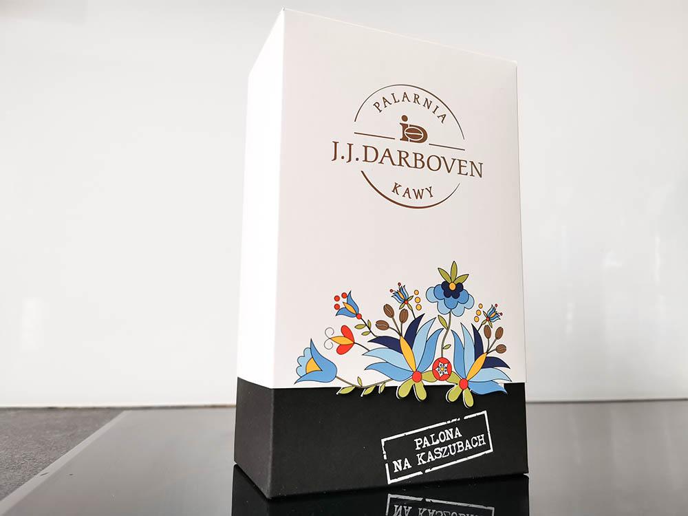 próbka kawy Darboven