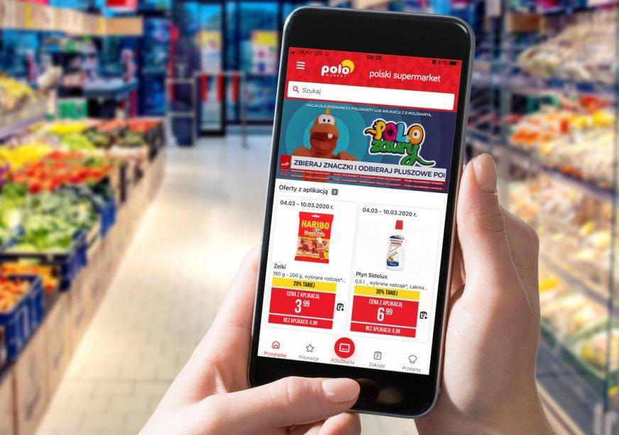 aplikacja polo market kupony