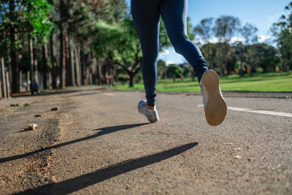 Przygotuj się do biegania