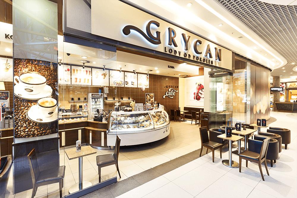 kawiarnie lodziarnie grycan - darmowe lody