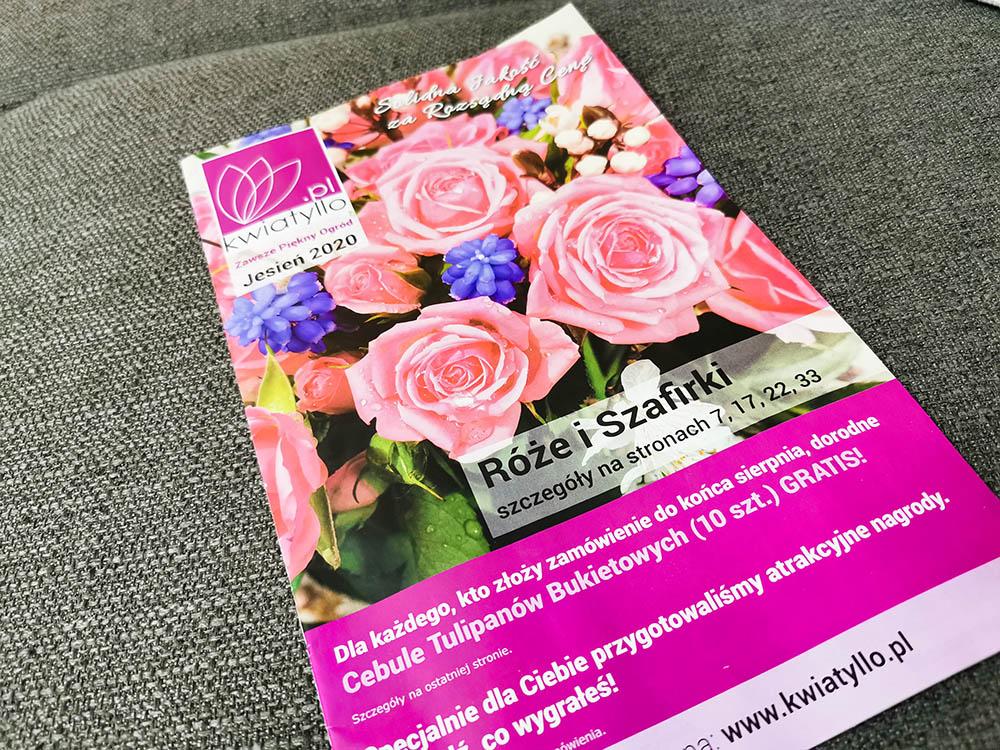 bezpłatny katalog kwiatów