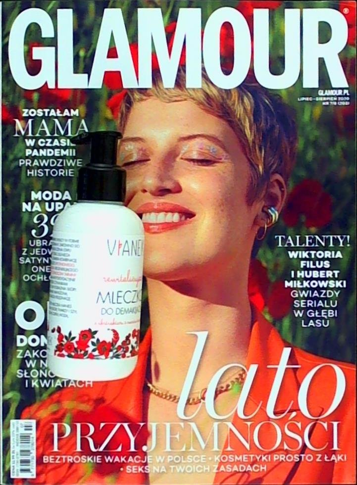 kosmetyki vianek w magazynie glamour za darmo