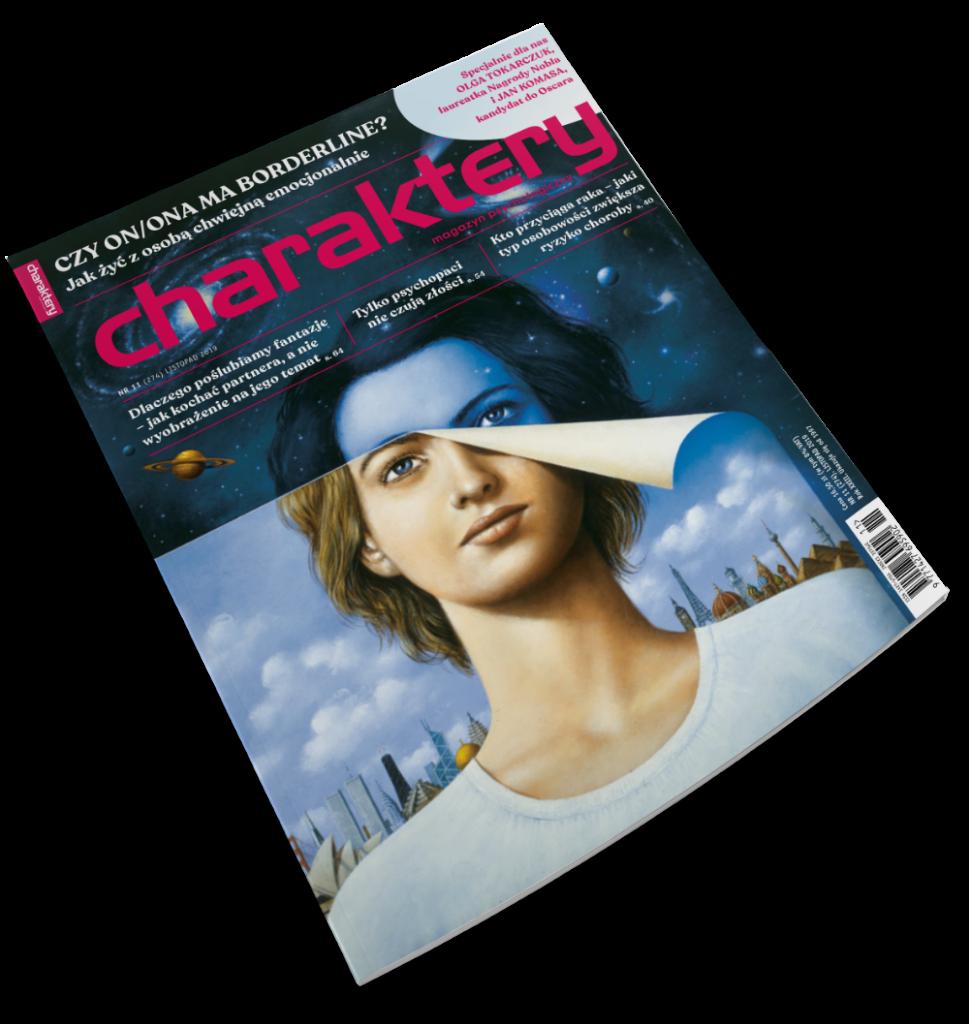 darmowe czasopismo charaktery wrzesień 2020