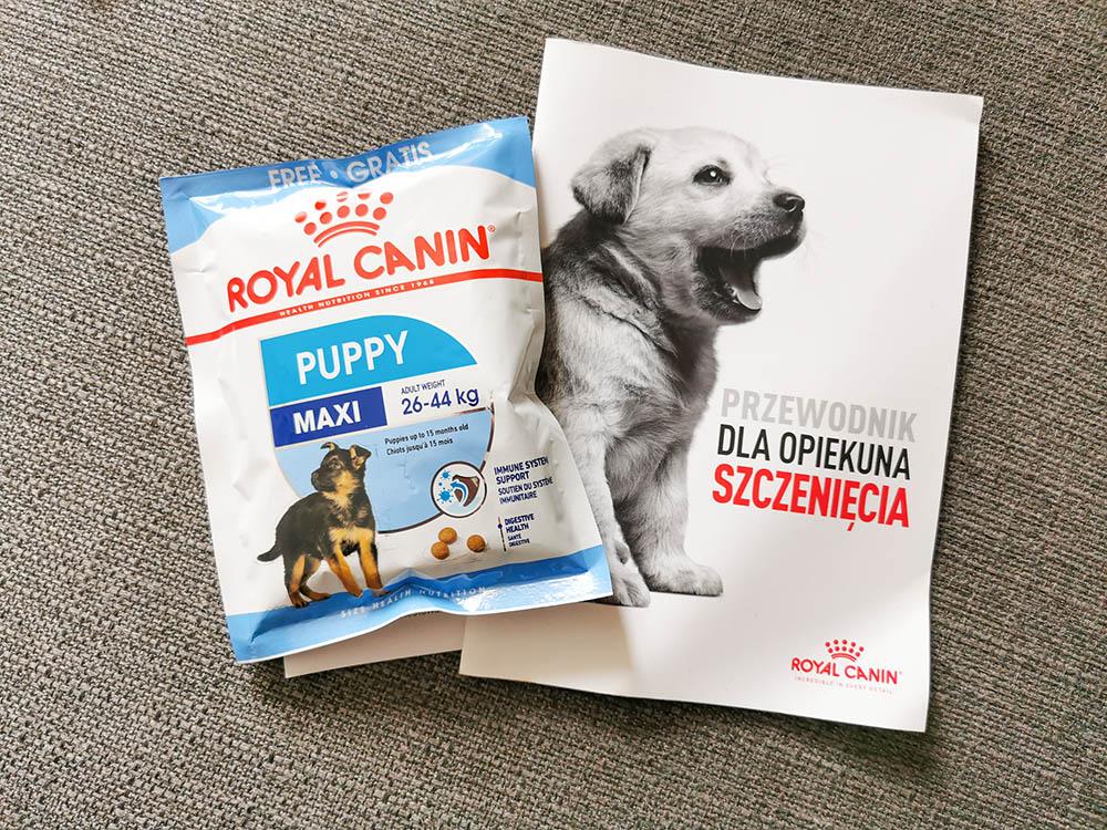 próbki karmy royal canin dla psa