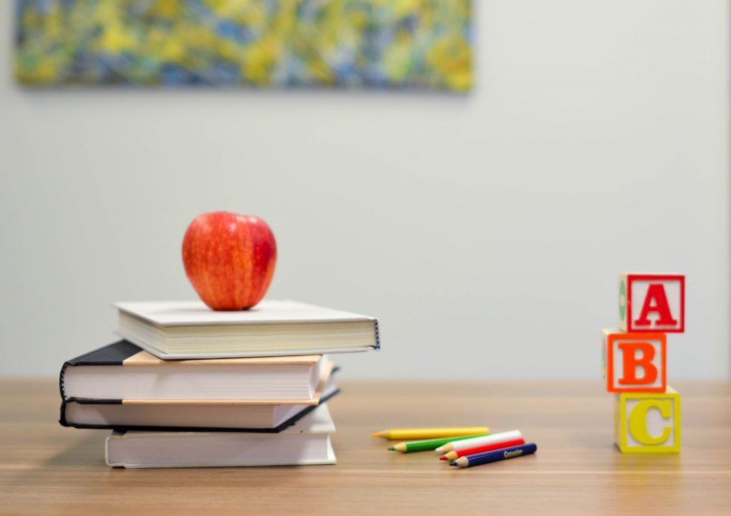 wyprawka do szkoły - podręczniki szkolne