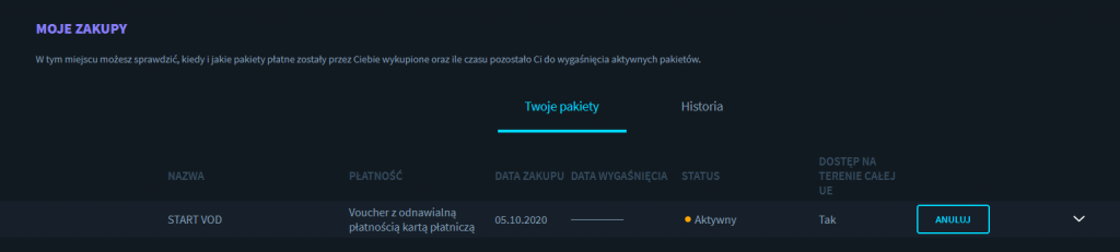 aktywacja darmowego abonamentu na player pl