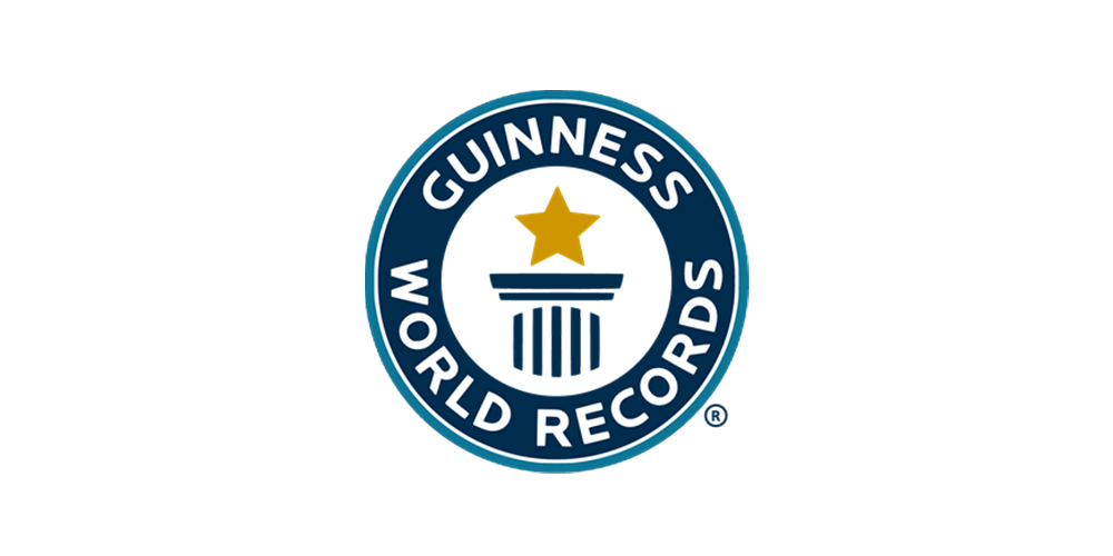 certyfikat od Księga Rekordów Guinessa za darmo