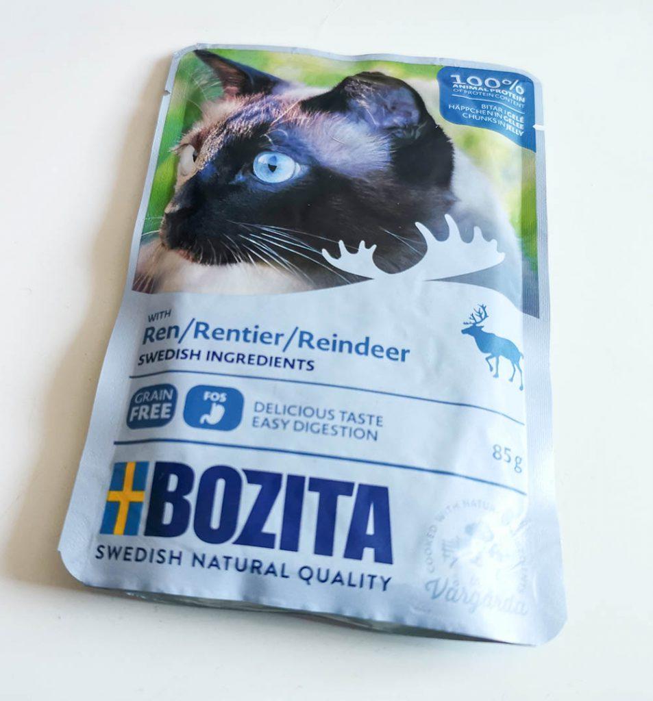 karma dla kota bozita mokra