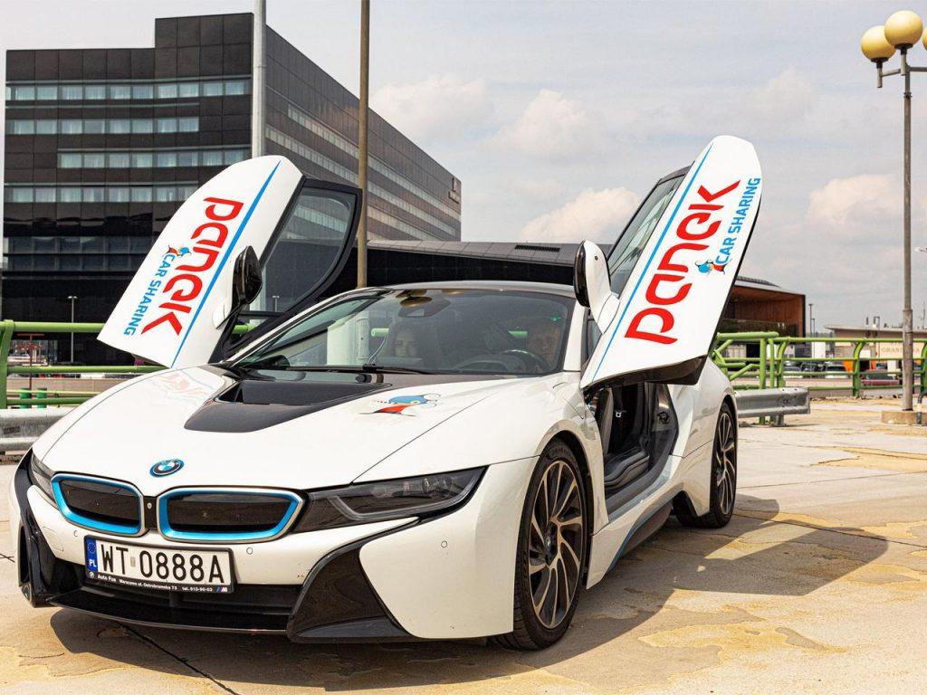 panek samochody na minuty polski car sharing promocja