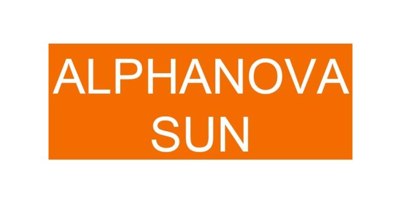 kosmetyki do oplania alphanova sun za darmo
