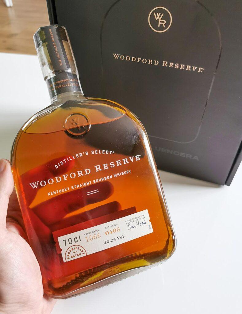 whisky woodford reserve za darmo
