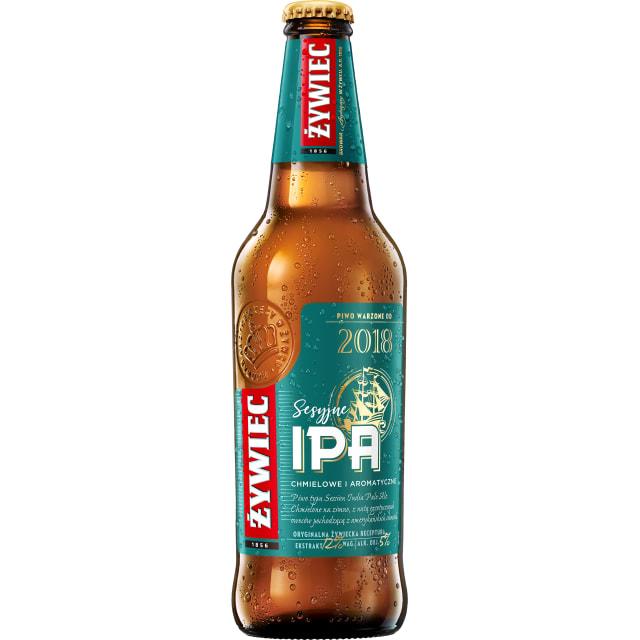 piwo żywiec ipa