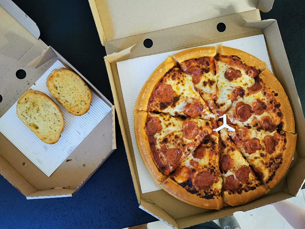 kupon glovo pizza hut