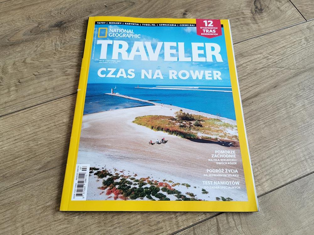 traveller lipiec 2021